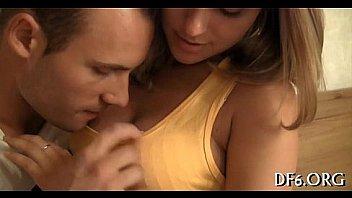 Госпожа бьет плеткой худенькую девчушку в нейлоновых чулочках