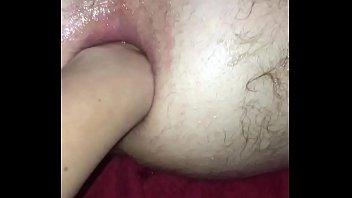 Женщина в нейлоне поимела себя в пилотку секс игрушкой