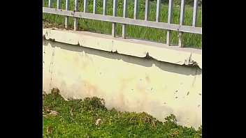 Рабочий жёстко выебал чешскую поебушку адриану в автомобилю